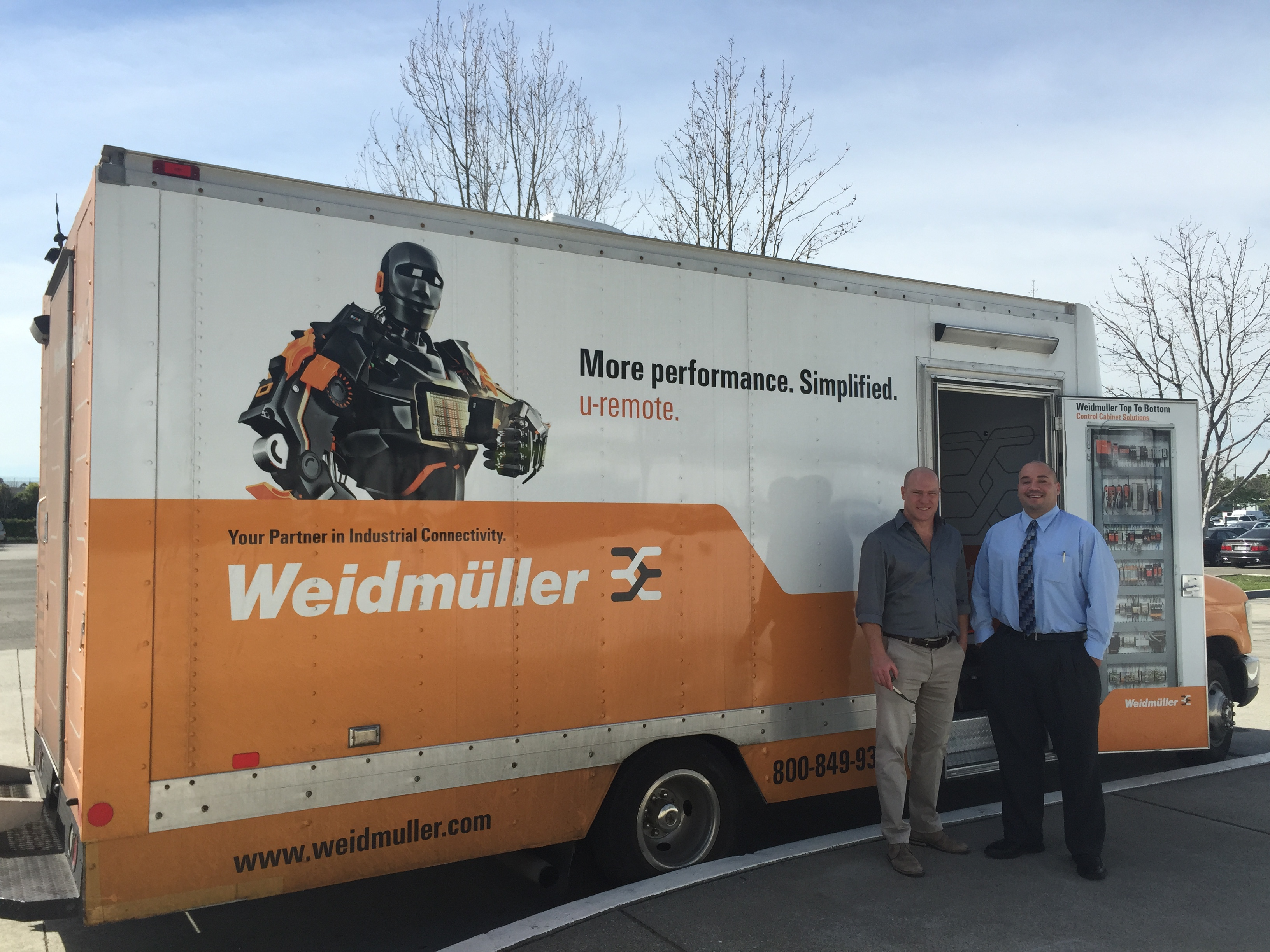 Aies Rides With Weidmller All Industrial Electric Supply Terminal Relays Weidmuller